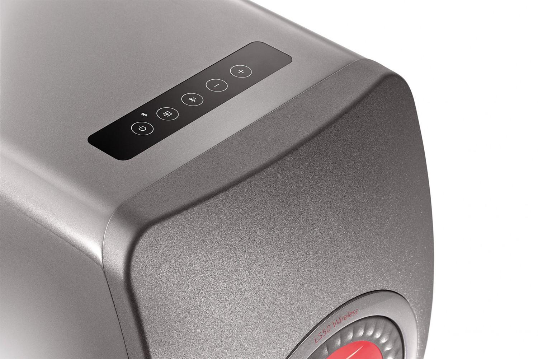 Aktivlautsprecher KEF LS50 Wireless im Test, Bild 9