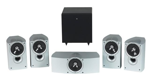 Lautsprecher Surround KEF Q-Compact im Test, Bild 7