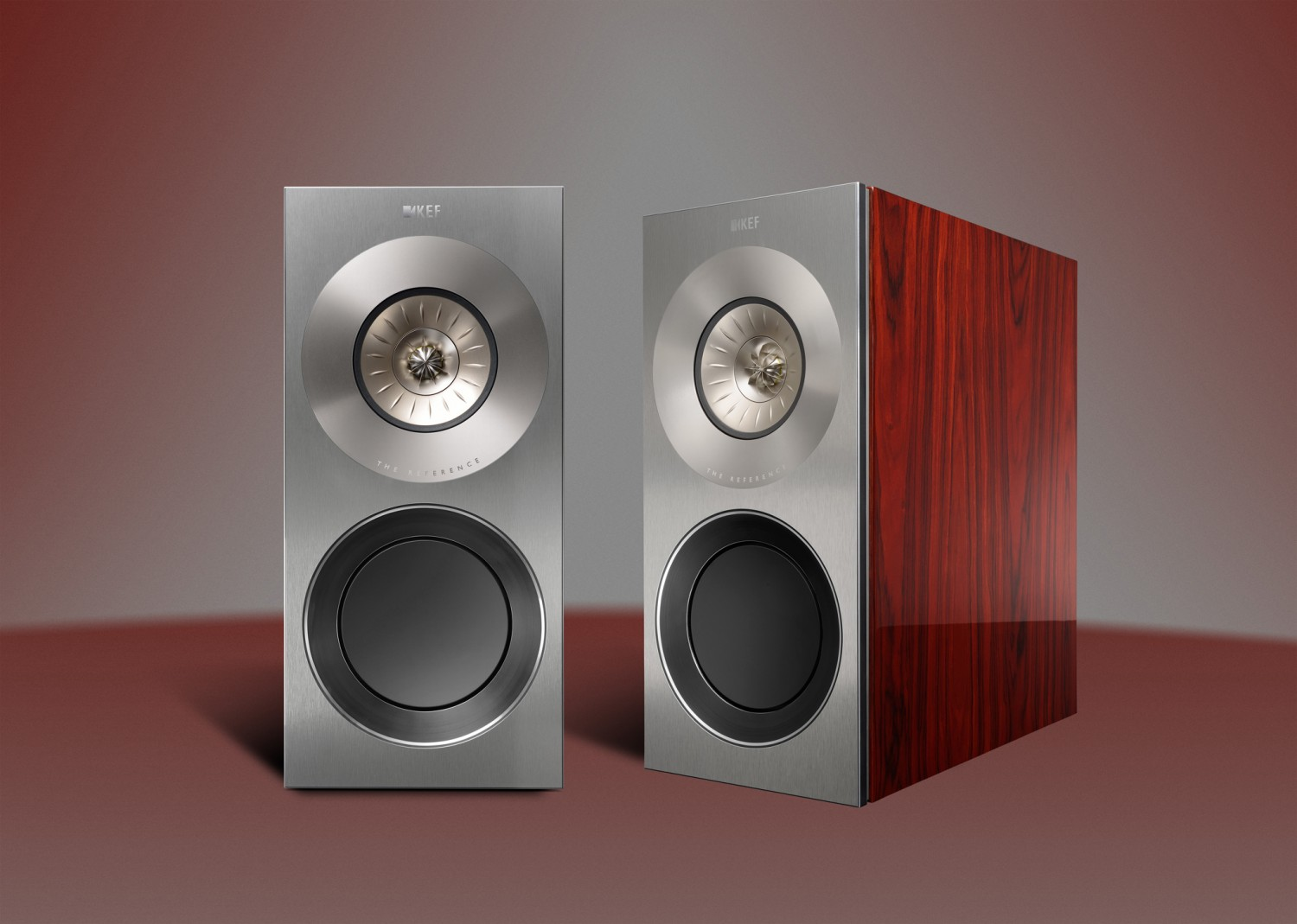 test lautsprecher stereo kef reference 1 sehr gut seite 1. Black Bedroom Furniture Sets. Home Design Ideas