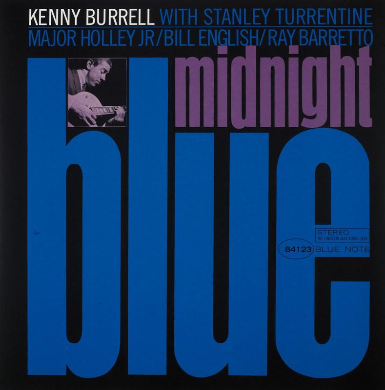 Schallplatte Kenny Burrell – Midnight Blue (Blue Note) im Test, Bild 1