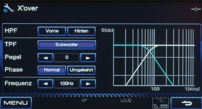 Moniceiver Kenwood DDX4021BT im Test, Bild 5