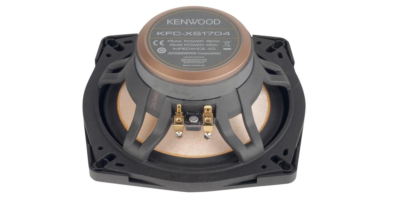 Car-HiFi-Lautsprecher 16cm Kenwood KFC-XS1704 im Test, Bild 3