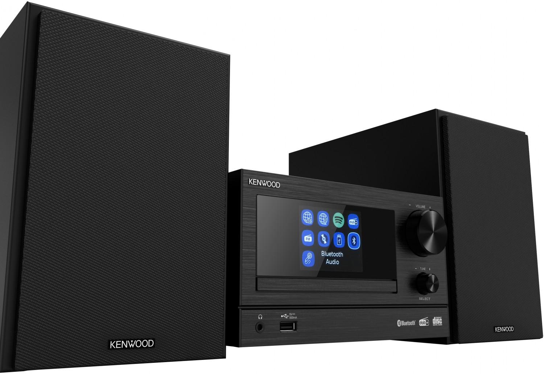 Micro-Anlagen Kenwood M-7000S-B im Test, Bild 6