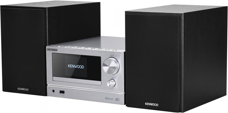 Micro-Anlagen Kenwood M-7000S-B im Test, Bild 8