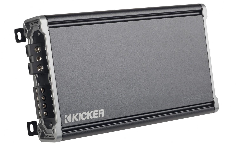 Car-HiFi Endstufe Mono Kicker CXA1200.1 im Test , Bild 14