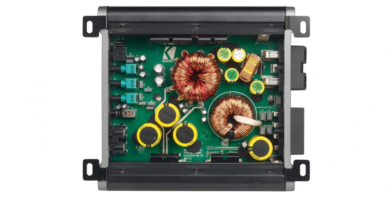 Car-HiFi Endstufe Mono Kicker CXA400.1, Kicker CXA800.1, Kicker CXA1200.1 im Test , Bild 2