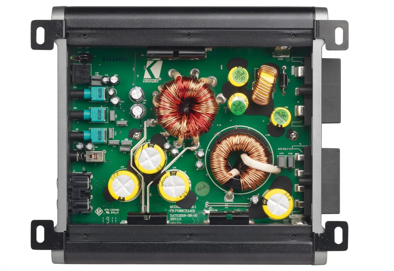 Car-HiFi Endstufe Mono Kicker CXA400.1, Kicker CXA800.1, Kicker CXA1200.1 im Test , Bild 3