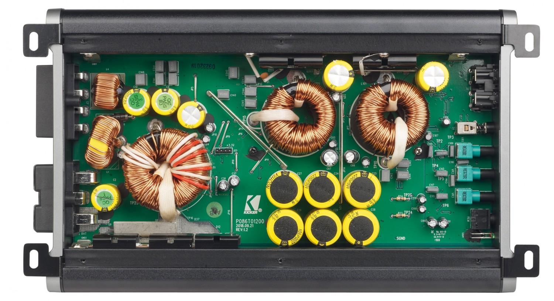 Car-HiFi Endstufe Mono Kicker CXA400.1, Kicker CXA800.1, Kicker CXA1200.1 im Test , Bild 4
