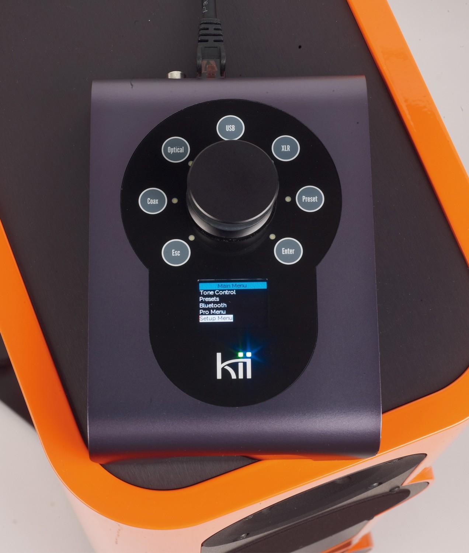 Aktivlautsprecher Kii Audio Three BXT im Test, Bild 6