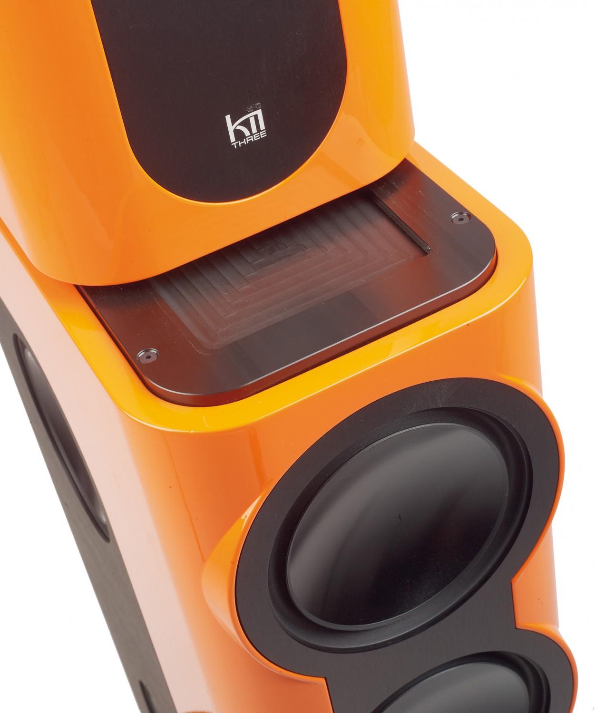 Aktivlautsprecher Kii Audio Three BXT im Test, Bild 7