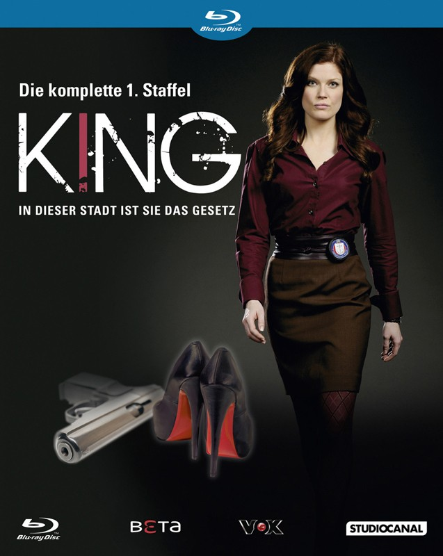 Blu-ray Film King – Season 1 (Studiocanal) im Test, Bild 1