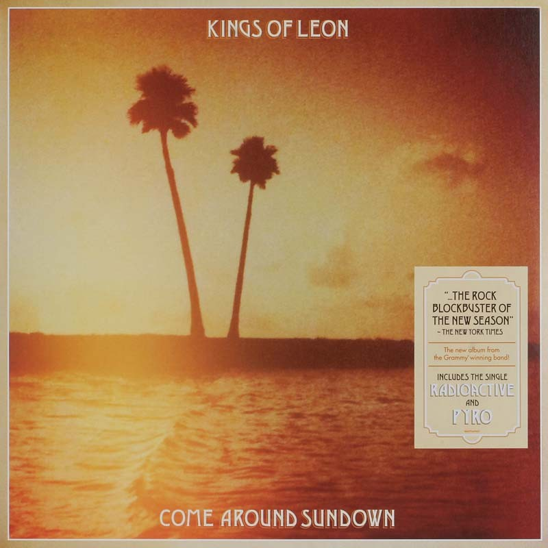Schallplatte Kings of Leon – Come Around Sundown (RCA) im Test, Bild 1