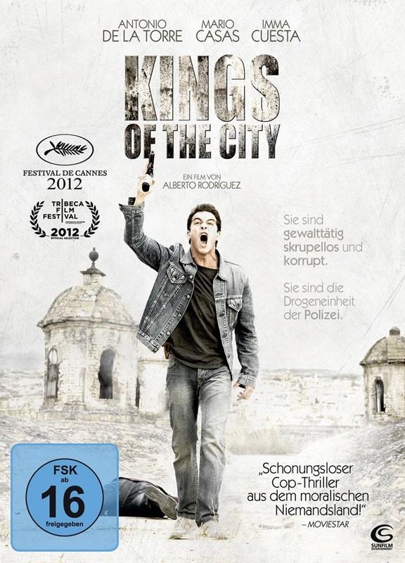 DVD Film Kings of the City (Planet Media) im Test, Bild 1