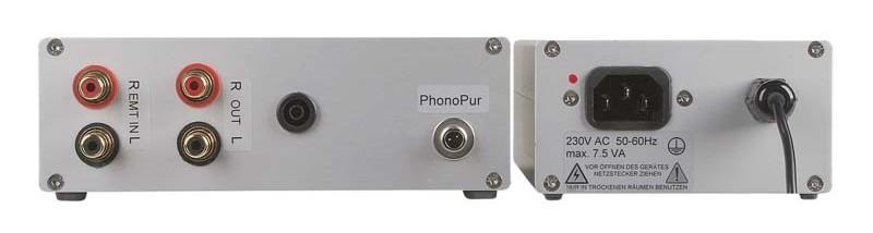 Phono Vorstufen Klein Technik Phono Pur im Test, Bild 5