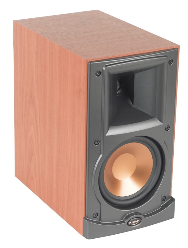 test lautsprecher stereo klipsch rb 51 sehr gut. Black Bedroom Furniture Sets. Home Design Ideas