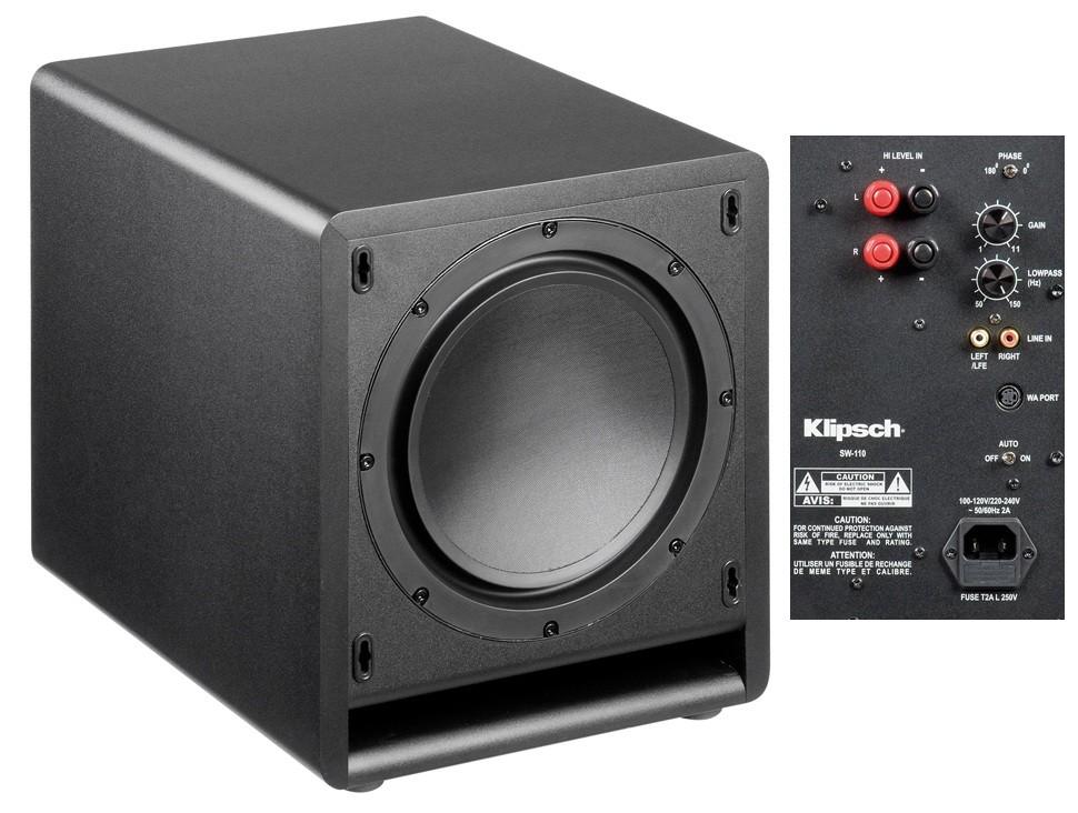 Lautsprecher Surround Klipsch Reference MkII-Set im Test, Bild 15
