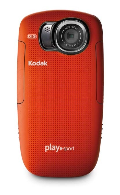 Camcorder Kodak Playsport  Zx5 im Test, Bild 1