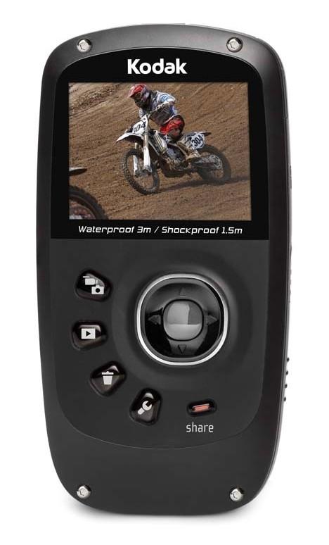Camcorder Kodak Playsport  Zx5 im Test, Bild 8