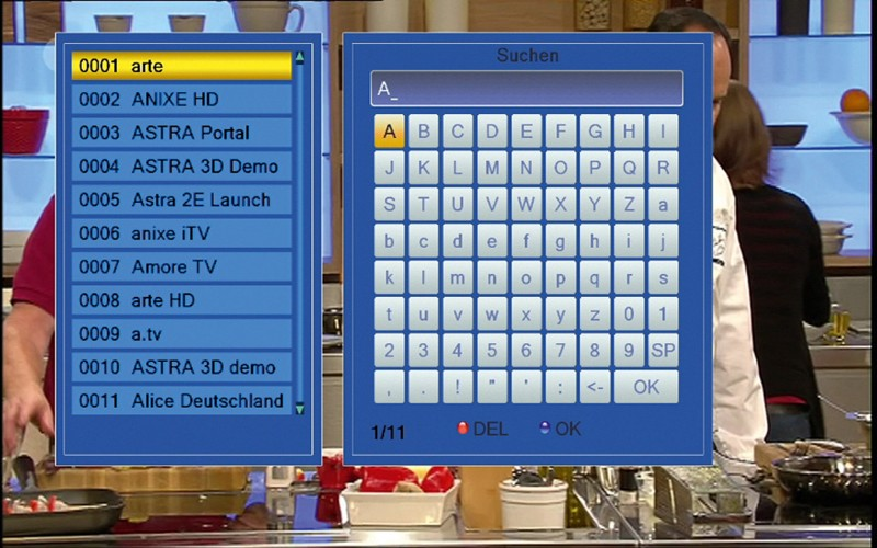 Sat Receiver ohne Festplatte König DVB-S2 REC20 im Test, Bild 4