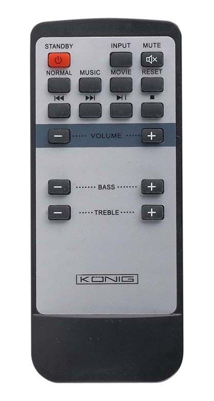 Soundbar König HAV-SB200 im Test, Bild 5