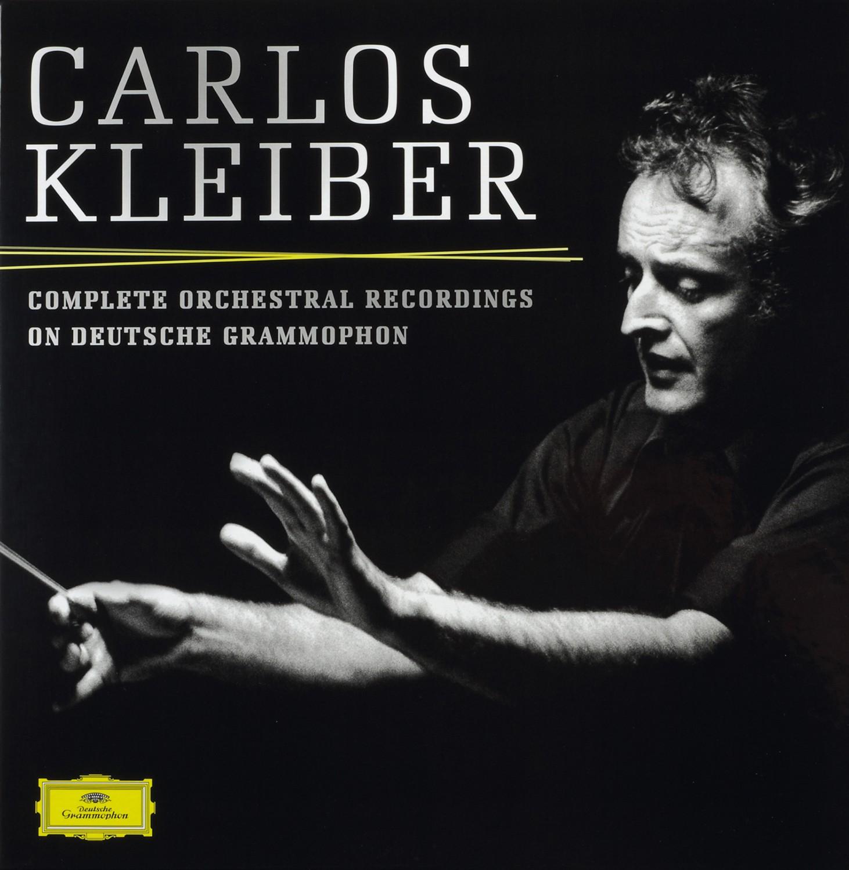 Schallplatte Komponist: Beethoven, Brahms, Schubert / Interpreten: Wiener Philharmoniker, Carlos Kleiber  - Symphonien Nr. 5 und 7 / Symphonie Nr. 4 / Symphonien Nr. 3und 8 (Deutsche Grammophon) im Test, Bild 1
