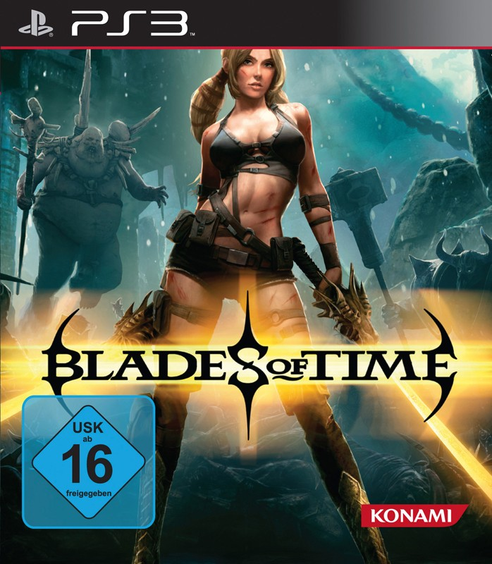 Games Playstation 3 Konami Blades of Time im Test, Bild 1