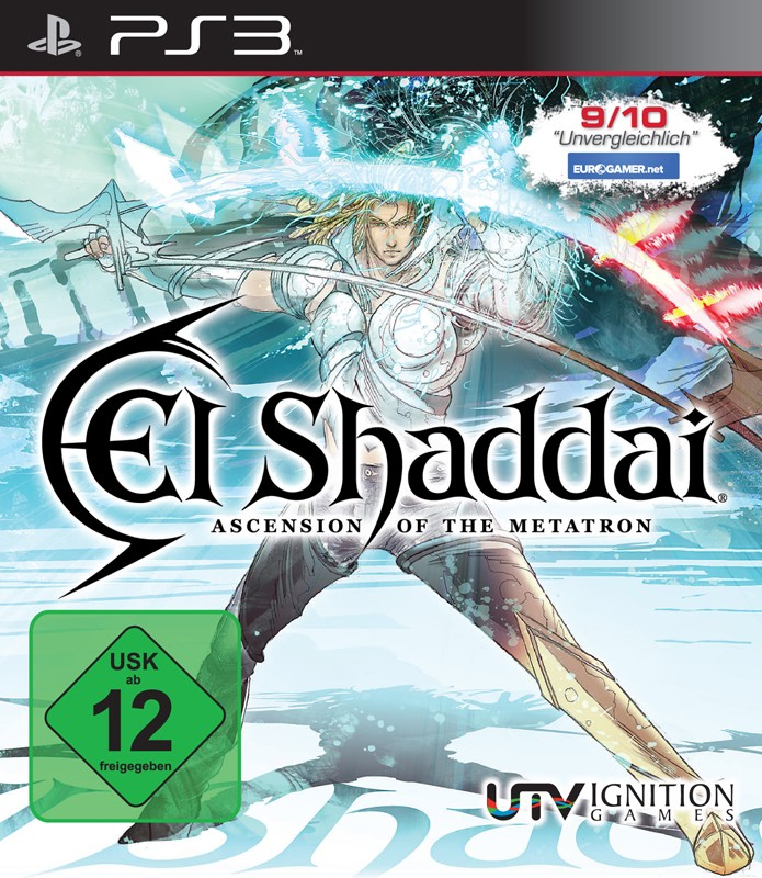 Games Playstation 3 Konami El Shaddai: Ascension of the Metatron im Test, Bild 1