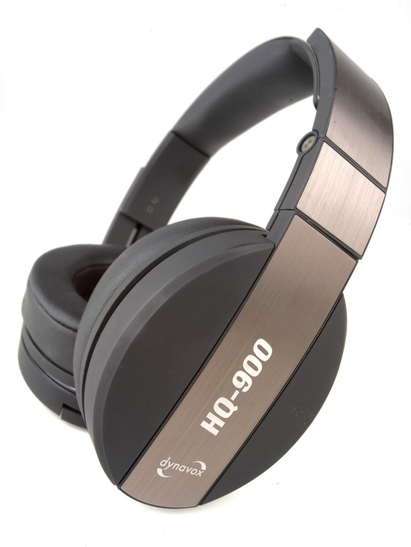 Kopfhörer Hifi Dynavox HQ-900 im Test, Bild 1