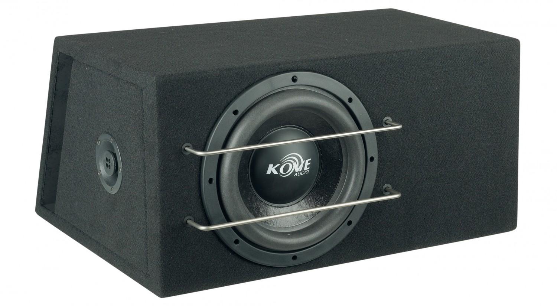 test car hifi subwoofer geh use kove audio x10 br sehr gut. Black Bedroom Furniture Sets. Home Design Ideas