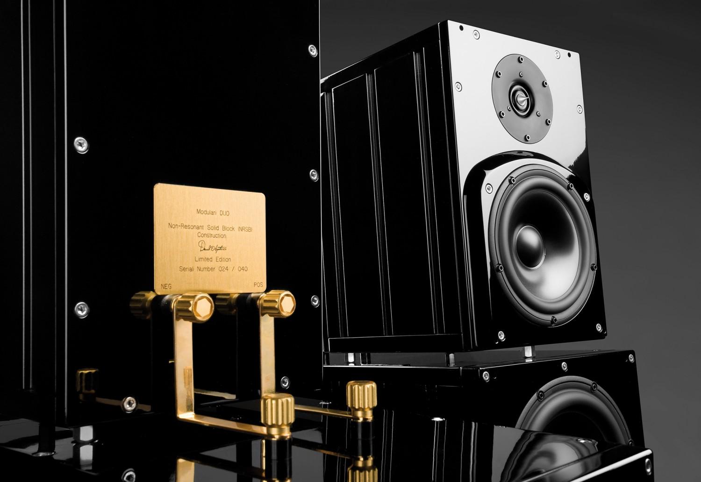 Lautsprecher Stereo Krell Modulari Duo im Test, Bild 1