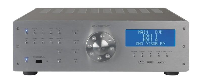 AV-Kombinationen Krell S-1200U / S-1500 im Test, Bild 8