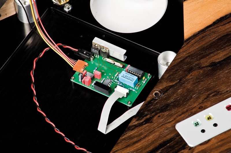 Plattenspieler Langer Audio No.7 im Test, Bild 2