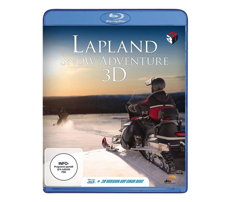 Blu-ray Film Lapland – Snow Adventure (AL!VE) im Test, Bild 1