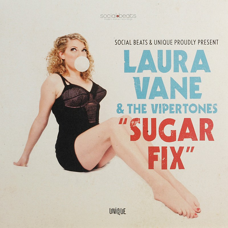 Schallplatte Laura Vane & The Vipertones – Sugar Fix (Unique) im Test, Bild 1
