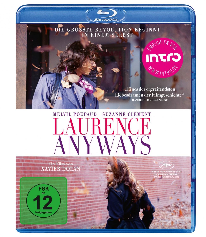 Blu-ray Film Laurence Anyways (EuroVideo) im Test, Bild 1
