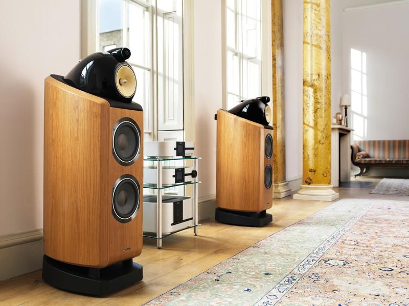 test lautsprecher stereo b w bowers wilkins 802 diamond sehr gut seite 1. Black Bedroom Furniture Sets. Home Design Ideas