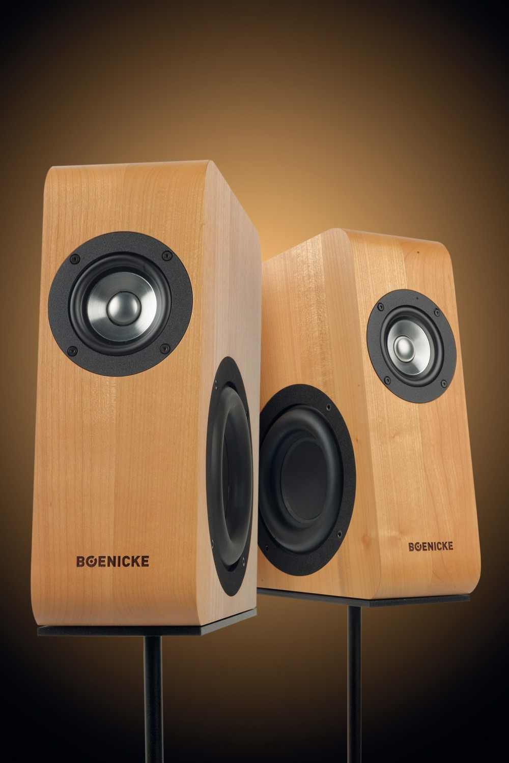 test lautsprecher stereo boenicke audio w5 seite 1. Black Bedroom Furniture Sets. Home Design Ideas