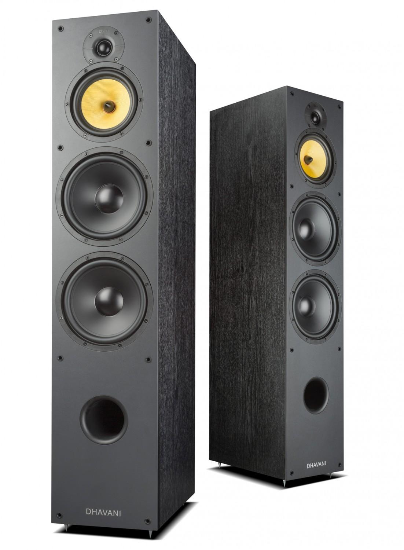 test lautsprecher stereo davis dhavani sehr gut seite 1. Black Bedroom Furniture Sets. Home Design Ideas
