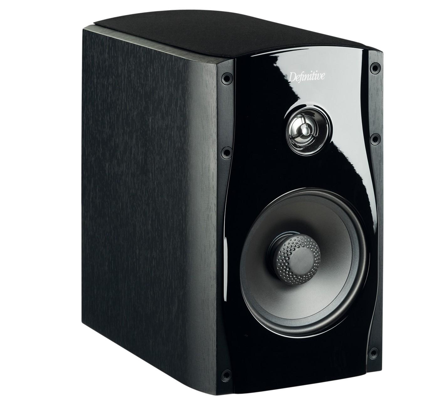 Lautsprecher Stereo Definitive Technology SM55 im Test, Bild 10