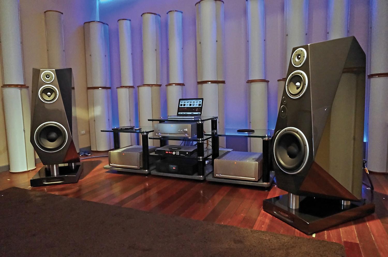 Lautsprecher Stereo Diapason Dynamis im Test, Bild 11