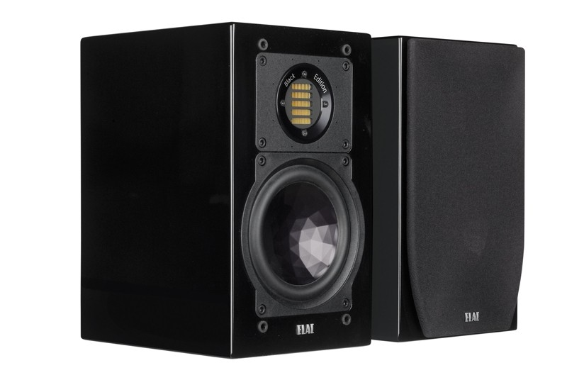 Test Lautsprecher Stereo - Elac BS 243 BE