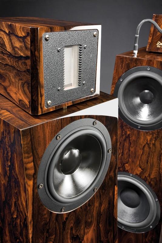 test lautsprecher stereo kaiser kawero classic seite 1. Black Bedroom Furniture Sets. Home Design Ideas