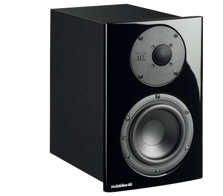 Test Lautsprecher Stereo - Nubert nuJubilee40 - sehr gut
