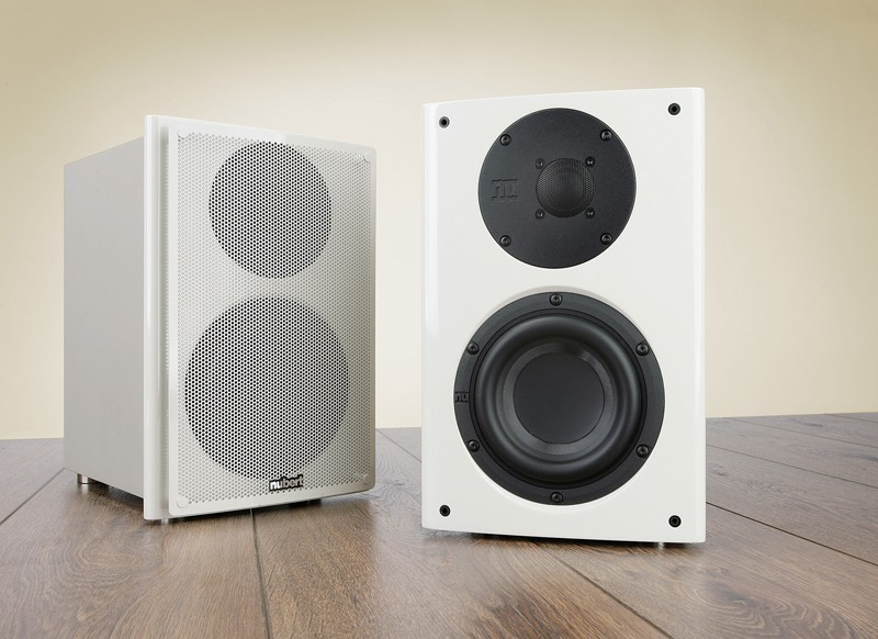 test lautsprecher stereo nubert nuvero 3 sehr gut. Black Bedroom Furniture Sets. Home Design Ideas