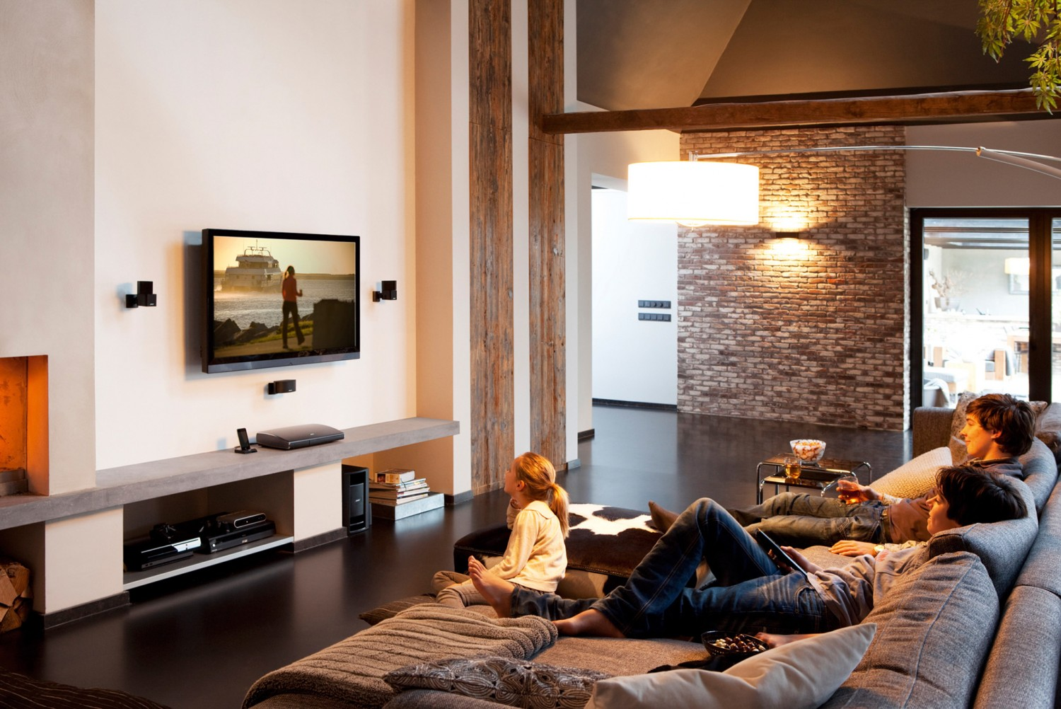 Test Lautsprecher Surround Bose Lifestyle 535 Series Ii