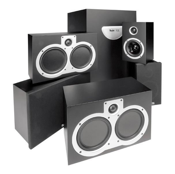 test lautsprecher surround teufel system 5 sehr gut. Black Bedroom Furniture Sets. Home Design Ideas