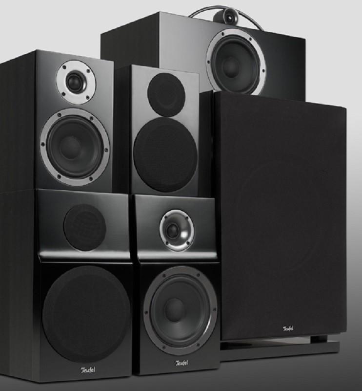 test lautsprecher surround teufel theater 200mk3 sehr. Black Bedroom Furniture Sets. Home Design Ideas
