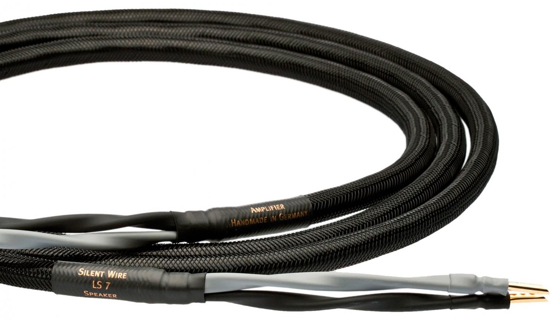 Test Lautsprecherkabel - Silent Wire LS7 - sehr gut
