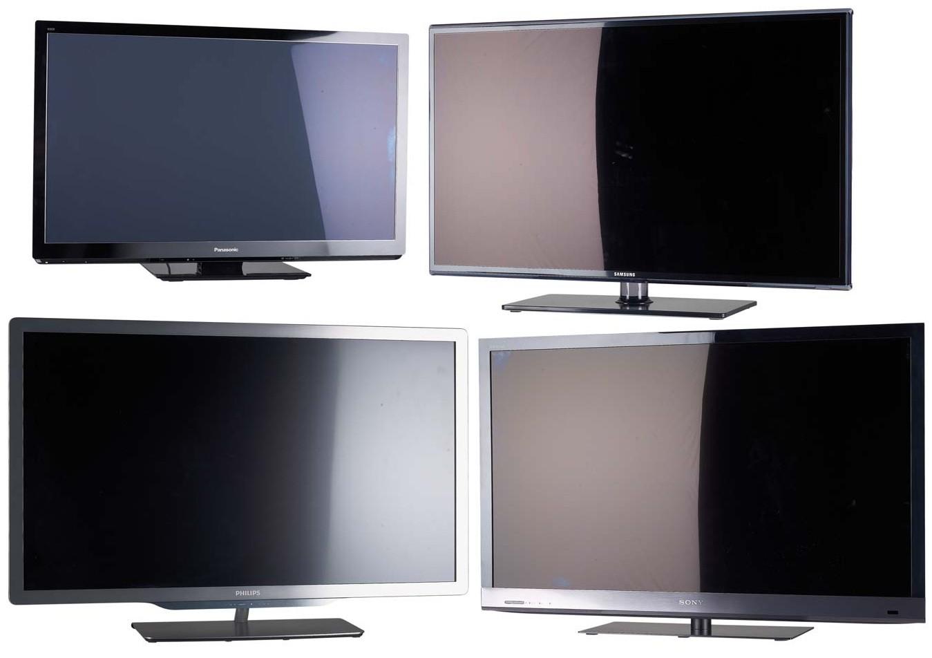Fernseher: LED- und Plasma-Fernseher bis 1.500 Euro im Vergleich, Bild 1