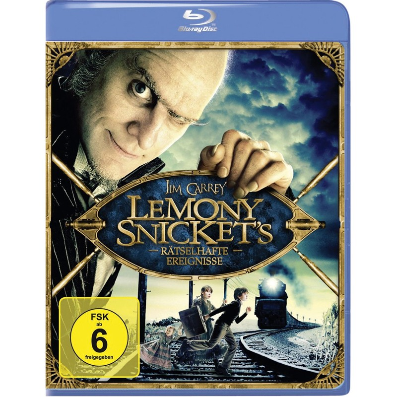 Blu-ray Film Lemony Snicket (Paramount) im Test, Bild 1